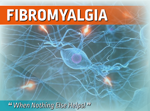 fibromyalgia, chronic pain, inflammation, anf therapy