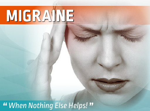 migraine, anf therapy, stress, headache, fatigue