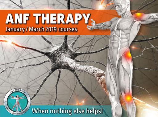 therapist course, frequency therapy, course, program, anf therapy