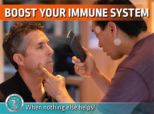 boost your immune system, anf therapy, frequency therapy, immunity, health